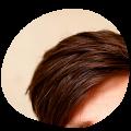 Normal hair