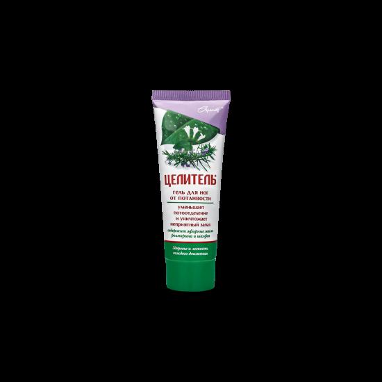 Foot cream-balm for sweating feet «Celitel», 70 g