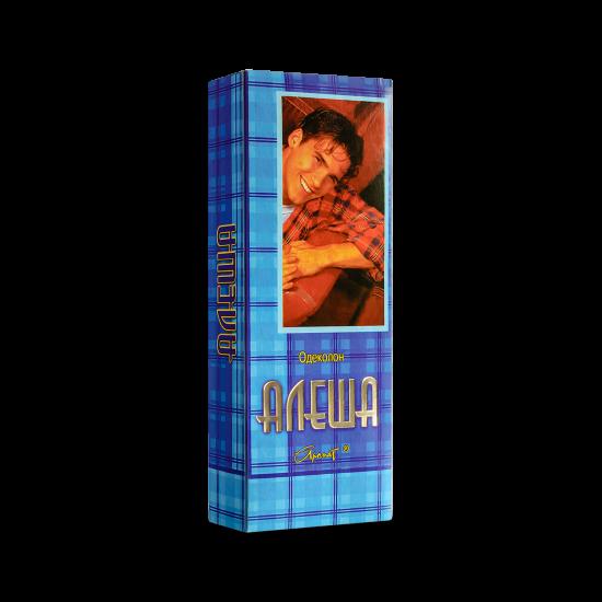 """Cologne """"Alyosha"""", bottle in a case, 75 ml"""