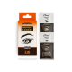 """Cream-paint for eyebrows and eyelashes """"Permanent Color"""" with an oxidizer, tone brown (2.00)"""
