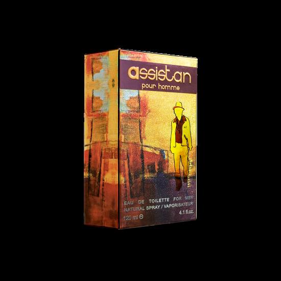 Eau de Toilette for men «Assistan Pour Homme», 120 ml