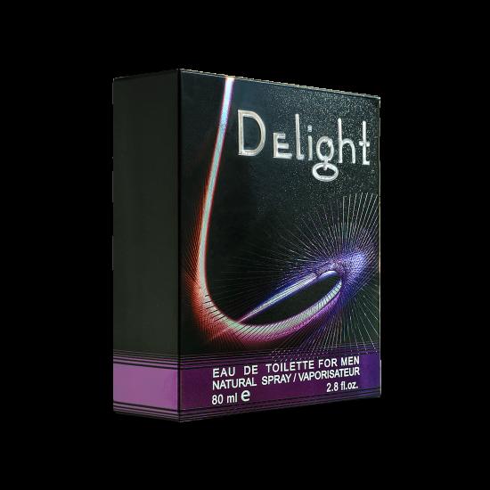 Eau de Toilette for men «3D - Delight»e», 110 ml