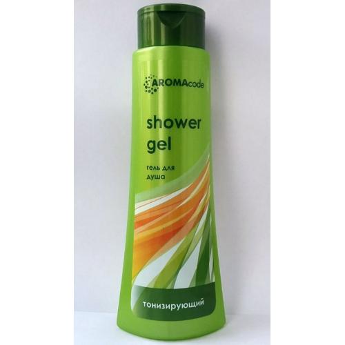«AROMAcode» toning shower gel, 400 ml
