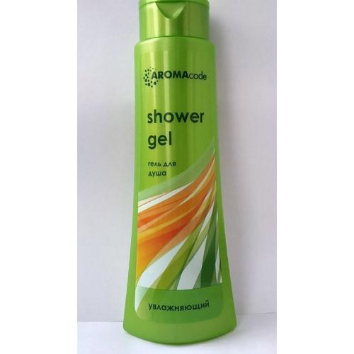 Moisturizing shower gel «AROMAcode», 400 ml
