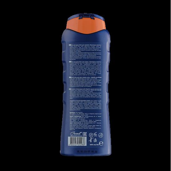 """Shower gel HIT """"COOL. Cool freshness """", 400 ml"""